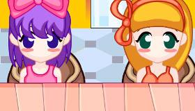 Sushi Restaurant Girls Game