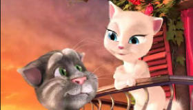 Talking Tom and Angela
