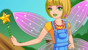 Teen Tinkerbell Dress Up