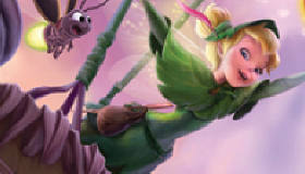 Fairy Game with Tinkerbell