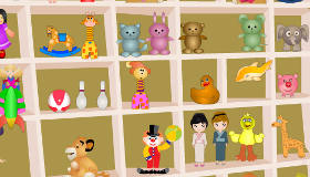 Toy Store Hidden Objects