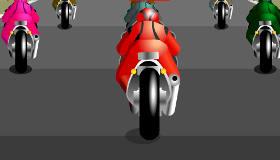 Motorbike Racing Girls