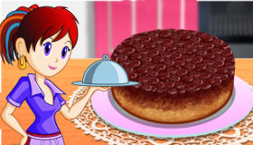 Upside Down Cake Cooking for iPad