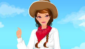Ranch Girl Dress Up
