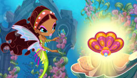 Winx Club Mermaid Adventure
