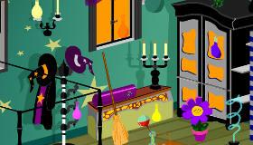 Hallowe'en Hidden Objects