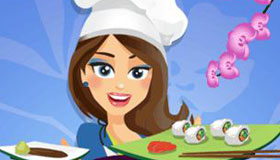 Wreck-It Ralph Cooking Game