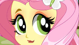 Fluttershy's Make Up