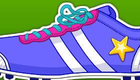 Sporty Shoe Design