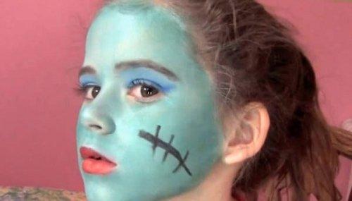 Monster High Girls: get the makeup look (video)