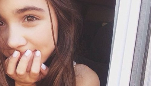 Rowan Blanchard: World, Meet Girl
