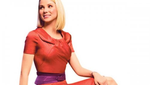 Modern Muses: Marissa Mayer, the Marissa that Roared