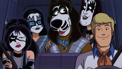 Watch Scooby Doo And Kiss Rock and Roll Mystery Trailer